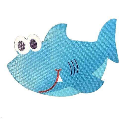 Rainandsnow rutschfeste Badezimmeraufkleber Badewannenaufkleber Wandaufkleber Ocean World Fliesenaufkleber für Badezimmerzimmerboden-Duschmatten für Kinder,Andere