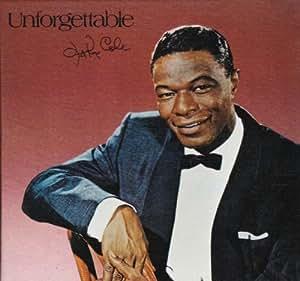 Nat King Cole Unforgettable - 3 CD Box - Italien Import