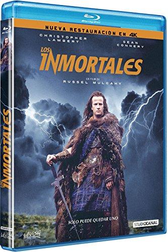 Los inmortales [Blu-ray] 51upJ 2B6sEKL
