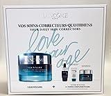 Lancôme Anti-Aging Pflege Visionnaire Geschenkset Visionnaire Advanced Multi-Correcting Cream 50 ml + Visionnaire Nuit 15 ml + Advanced Génifique Seru