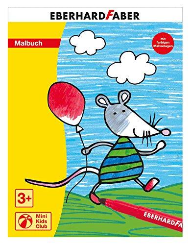 Eberhard Faber 579904 - Mini Club de niños, Libro de Colorear