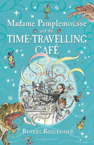 Madame Pamplemousse and the time-travelling cafe