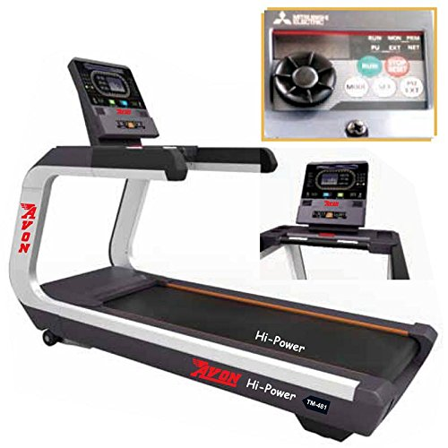 AVON PREMIUM QUALITY COMMERCIAL A.C. MOTORISED TREADMILL (MODEL NO:TM-481) FOR FITNESS EXERCISE