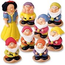Blancanieves y los siete enanitos figuras