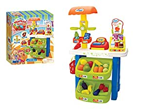 Toyhouse Market Stall Set