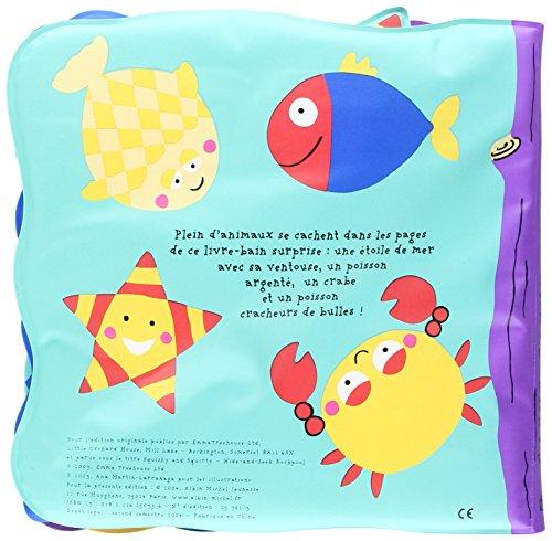Cache-cache sous la mer : Un livre-bain surprise