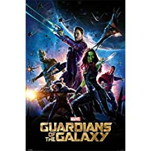 Marvel Guardians Of The Galaxy Poster grand format 61 x 91,5 cm