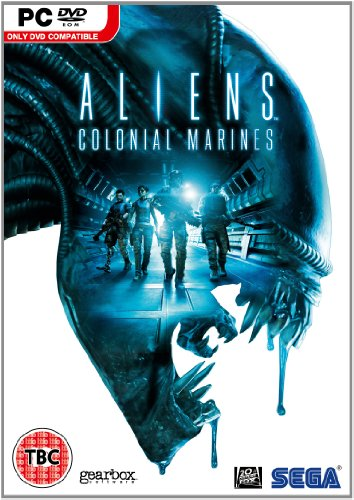 [UK-Import]Aliens Colonial Marines Collectors Edition Game PC (Colonial America Dvd)