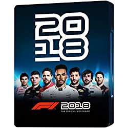 1 de Steelbook F1 2018 (No incluye juego)