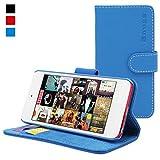 Snugg Coque iPod Touch, Apple iPod Touch Etui à Rabat [Emplacements Pour Cartes]...