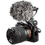 Market&YCY BOYA BY-MM1 Nieren Kondensator-Mikrofon mit Windschutz für Smartphones, DSLR