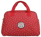 Blutsgeschwister Handtasche DOLCE VITA Baumwolle rot Damen - 019052