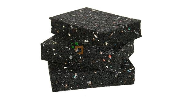 Isopat Terracon Karle und Rubner 30 st/ück Gummiunterlage 20x60x90 mm