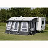 Kampa Ace Air 400 All Season grey