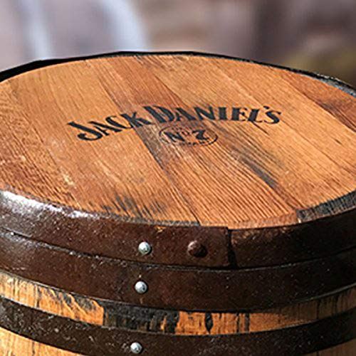 Cheeky Chicks Ltd 300L recyceltem Eiche massiv Jack Daniel 's Terrasse Tisch   Garden Aufbewahrung   Pub Tisch - 3