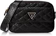 GUESS Women's Cross-Body Handbag, Black - SG74