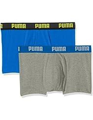 Puma Herren Basic Trunk 2p Unterhose