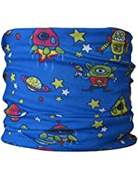 Multifunctional Headwear (CHILD SIZE) Space & Aliens