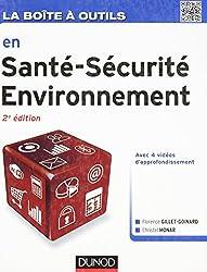 La Boîte à outils en Santé-Sécurité-Environnement - 2e éd.