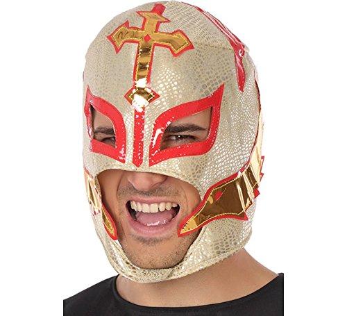 Atosa-34946 Máscara Luchador Enmascarado Mexicano