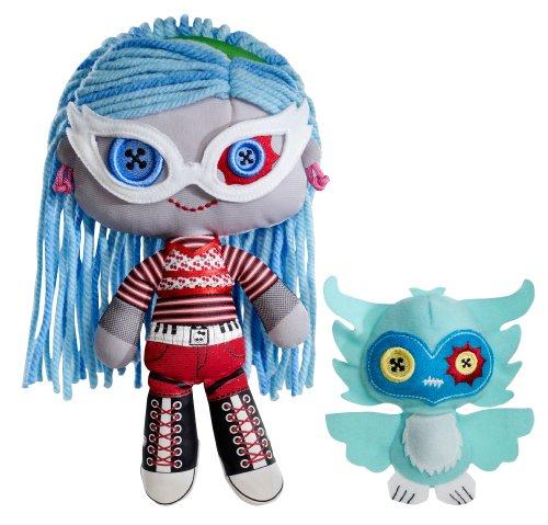Monster High Ghoulia Yelps & Sir Hoots a Lot Plüsch (Monster High Plüsch)