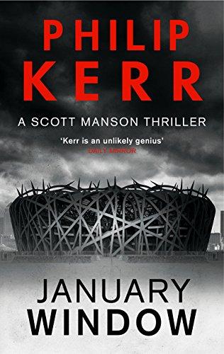 January Window (A Scott Manson Thriller)