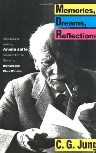 Memories, Dreams, Reflections by Jung, C.G. (1989) Paperback