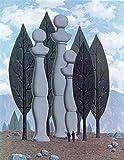Magritte - René (Lessines, 1898-Bruxelles, 1967) MAGRITTE