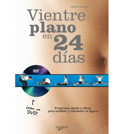 Vientre plano en 24 d?as (Paperback)(Spanish) - Common