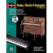 Scales, Chords and Arpeggios for Keyboard