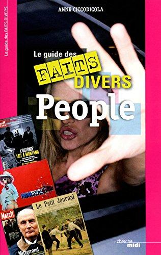 Le guide des faits divers people