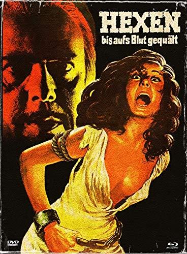 Hexen bis aufs Blut gequält - Limited Edition (+ 2DVD) Mediabook, Cover A [Blu-ray]