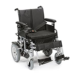 Cirrus folding powerchair / electric wheelchair 4mph and 15 miles range