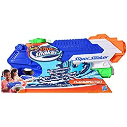 Nerf- Super Soaker Floodinator, B8248,