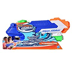 Idea Regalo - Hasbro Nerf B8248EU6 super Soaker Floodinator Action Figure
