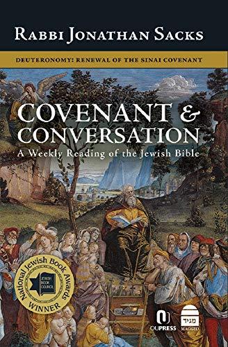 Deuteronomy: Renewal of the Sinai Covenant (Covenant & Conversation Book 5) (English Edition)