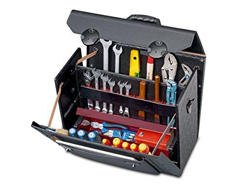 Parat 18.000-581 Top-Line Werkzeugtasche mit Mittelwand (Ohne Inhalt)