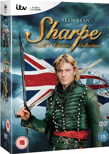 Preisvergleich Produktbild Sharpe - Complete Series (15 Films) - 8-DVD Box Set ( Sharpe's Rifles / Sharpe's Eagle / Sharpe's Company / Sharpe's Enemy / Sharpe's Honour / Sh [ NON-USA FORMAT, PAL, Reg.2 Import - United Kingdom ] by Sean Bean