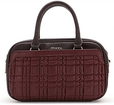 Shoppers y bolsos de hombro para mujer, color Rojo , marca ABBACINO, modelo Shoppers Y Bolsos De Hombro Para Mujer ABBACINO ASIRIA Rojo