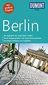 DuMont direkt Reiseführer Berlin hier kaufen