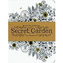 [(Secret Garden: Three Mini Journals)] [ By (author) Johanna Basford ] [August, 2014]