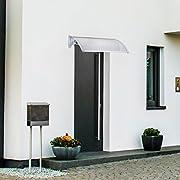 Relaxdays-10020862661-Carpa-para-puerta-de-entrada-o-ventana-100-x-80-cm-en-arco-de-plstico-y-aluminio-transparente