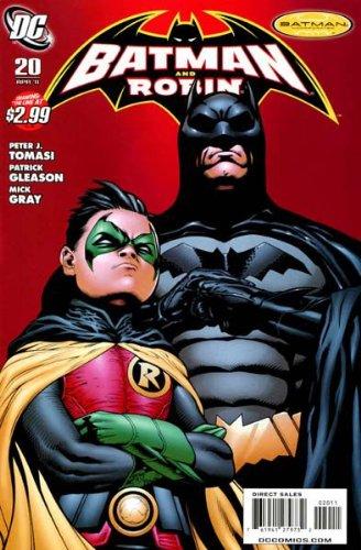 Batman and Robin, Vol. 1 #20A