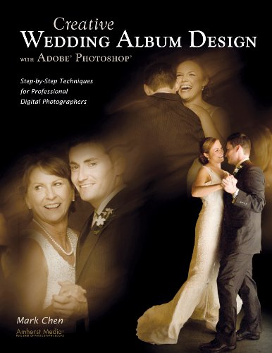 Creative Wedding Album Design with Adobe Photoshop (English Edition)