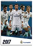 Real Madrid Official 2017 Calendar - Football A3 Wall Calendar 2017