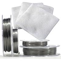 Authentic MUJI giapponese cotone organico non trattato, Pads–Materiale traspirante +
