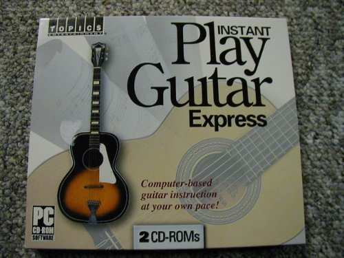 Instant Play Guitar Express