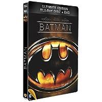 Batman - Combo Blu-Ray + DVD - Steelbook format Blu-Ray - Collection DC COMICS
