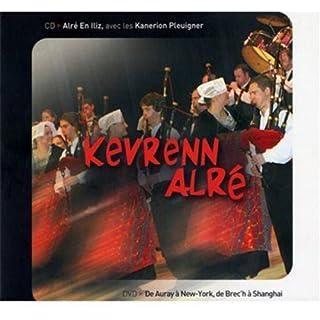 Alre en Iliz:de Auray a N.Y. [DVD-AUDIO]