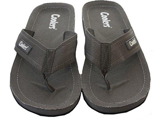 A&H Footwear  Lynx,  Jungen Herren Sandalen Grey Plain
